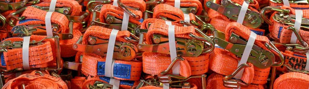 Voorraad spanbanden voor verkoop